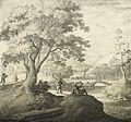Adriaen Cornelisz. van der Salm River landscapes with persons resting along a path.jpg