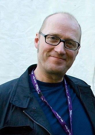 Ade Edmondson - Edmondson in 2008
