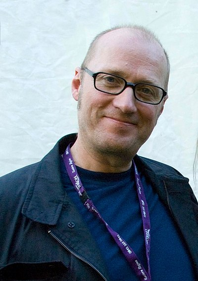Adrian Edmondson, English comedian, actor, musician and television presenter