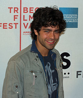 Grenier op het Tribeca Film Festival in New York