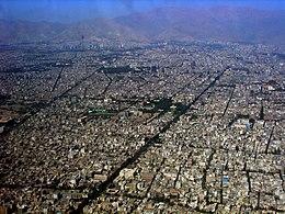 Teheran – Veduta