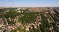 Aerial photography Marienhoehe-Berlin (Rauenberg)-Alexanderplatz.jpg