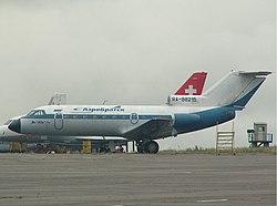 Якутия авиакомпания Википедия