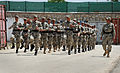 Afghan Border Police march during a graduation ceremony at Regional Training Center Sheberghan.jpg