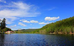 Chitinsky District - Molokovka Resort, Chita