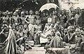 Agoli-Agbo, roi d'Abomey et sa cour (Dahomey).jpg