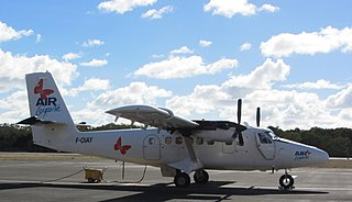 Air Loyauté French airline operating in New Caledonia