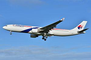 Airbus A330-300 Malaysia AL (MAS) F-WWYX - MSN 1219 - Will be 9M-MTB (5589542229).jpg