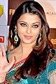 Aishwarya rai88 at the 55th Filmfare Awards .jpg