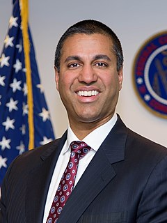Ajit Pai American attorney and FCC chairman