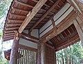 Akamon gate of Hyakusai-ji temple , 百済寺 赤門 - panoramio (3).jpg