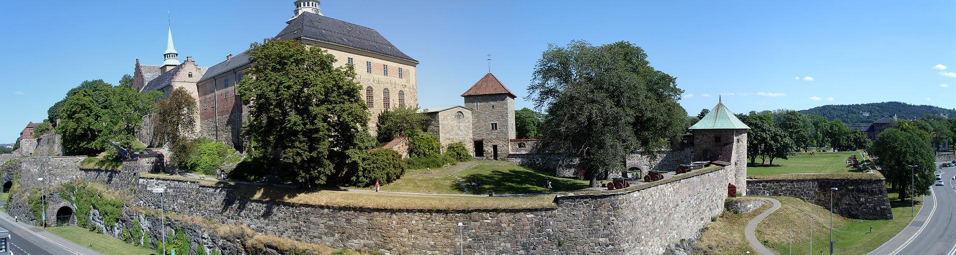 3 انشطة سياحية يمكن التعرف عليها بقلعة آكيرشوس اوسلو