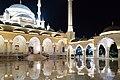 Akhmad Kadyrov Mosque 2, Grozny, Russia.jpg