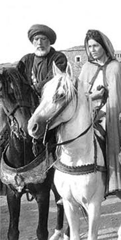 Антъни Куин и Ирини Папа