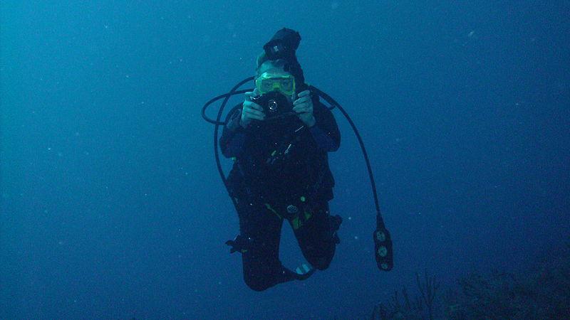 File:Akumal Scuba Diving (4317048051).jpg