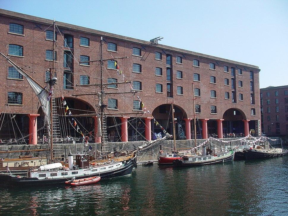 Albert Dock, Liverpool - DSC00940.JPG