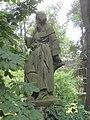 Albert Güldenstein, Pilgerstatue, 2.jpg