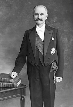Albert Lebrun 15th President of the French Republic