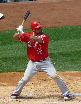 Albert Pujols (Fort Osage) - Anaheim Angels