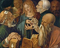 Albrecht Durer - Jesus among the Doctors - Google Art Project.jpg