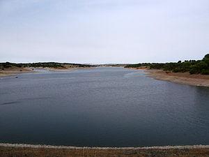 Torrão -  Trigo de Morais Reservoir