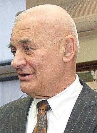 Aleksandar Tijanić - Tijanić in 2012.