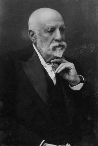 Greeks in the United Kingdom - Alexander Constantine Ionides (1810–1890) renowned art patron of the 19th century who was Greek Consul General and Director of the Crystal Palace Company, London.