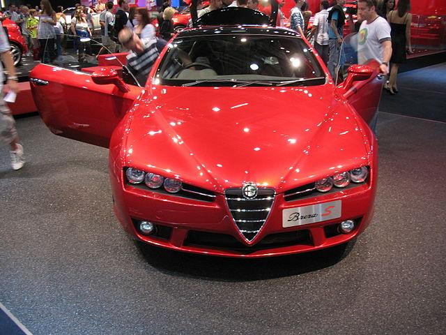 Filealfa Romeo Brera S 2009g Wikimedia Commons