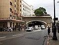 Alger Tunnel-des-Facultes - Place-Maurice-Audin IMG 0236.JPG