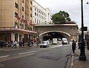 Alger Tunnel-des-Facultes - Place-Maurice-Audin IMG 0236