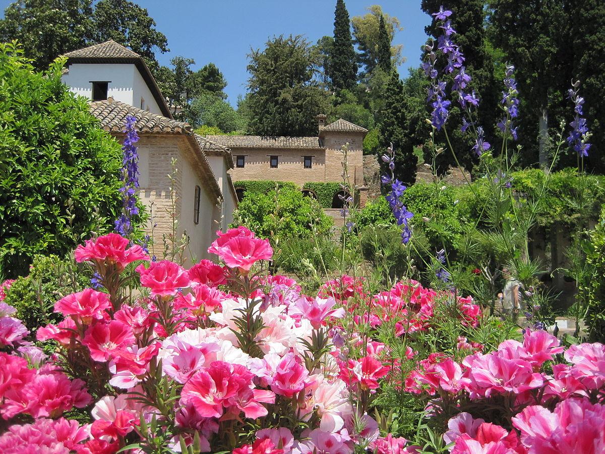 Jard n wikipedia la enciclopedia libre for Casas para herramientas de jardin
