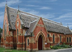 Petersham, New South Wales - All Saints Anglican Church