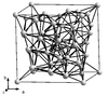 Crystal structure of α-Mn