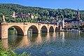 Alte brücke, Schloss und Altstad Heidelberg - Deutschland (48847871506).jpg