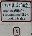 Althofen, Oberer Markt, Bezirk Sankt Veit an der Glan, Kärnten.jpg