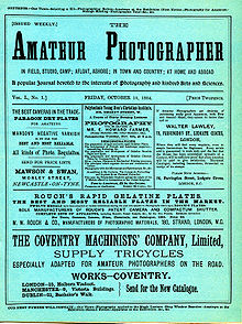 Image illustrative de l'article Amateur Photographer