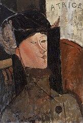 Béatrice (Portrait de Béatrice Hastings)