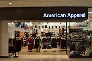 American Apparel - American Apparel in Promenade