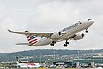 American Airlines A330 N287AY at LSZH (20651311742).jpg