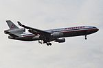 American Airlines McDonnell Douglas MD-11 N1766A (26523754574).jpg