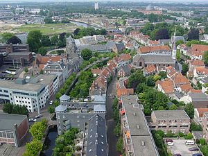 Amersfoort city center