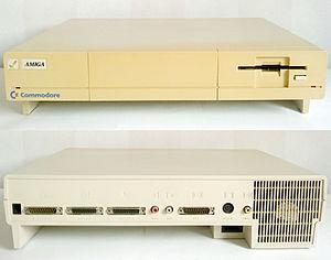 Amiga - Amiga 1000