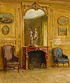 An Elegant Interior - Walter Gay - Oil on Canvas.jpg