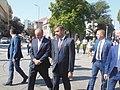 Andrej Kiska a Miloš Tamajka Piešťany 2018.jpg