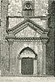 Andria porta di Castel del Monte xilografia di Barberis 1898.jpg