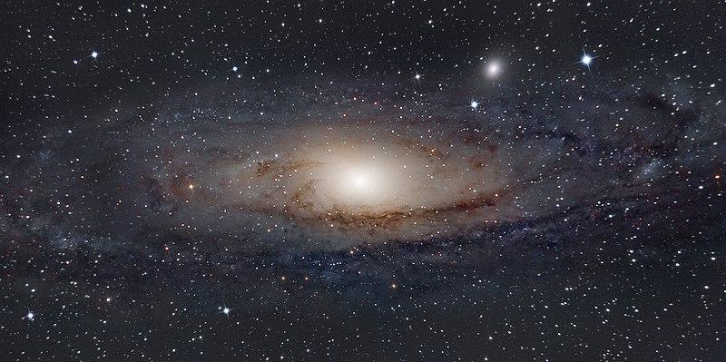 File:Andromeda Galaxy - Astrophotography.jpg