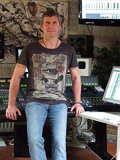British record producer