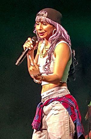 Anjelah Johnson - Johnson as Bon Qui Qui at the McAllen Convention Center in 2016