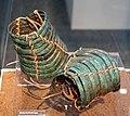Ankle rings, Kirchenreinbach, Hallstatt culture, c. 500 BC, bronze - Naturhistorisches Museum Nürnberg - Nuremberg, Germany -DSC04211.jpg