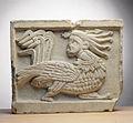 Anonyme toulousain - Relief , Sirène oiseau - Musée des Augustins - 61 3 2.jpg